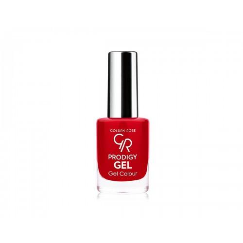 Prodigy Gel Colour - Żelowy lakier do paznokci - 17 - Golden Rose