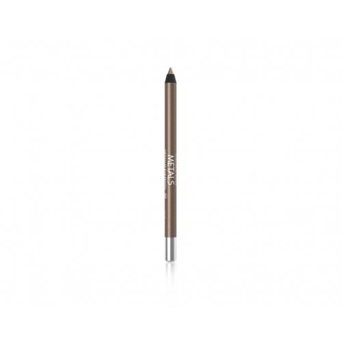 Metals Metallic Eye Pencil – 02 - Metaliczna kredka do oczu – Golden Rose