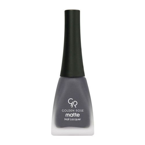 Matte Nail Lacquer - Matowy lakier do paznokci –11- Golden Rose
