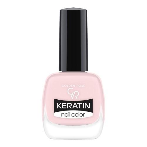Golden Rose Keratin Nail Color 05 Keratynowy lakier do paznokci