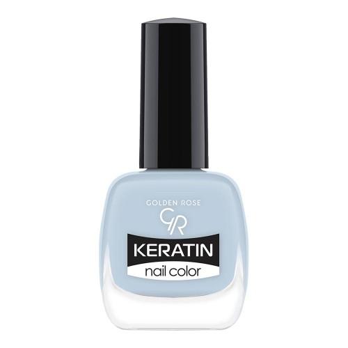 Keratin Nail Color - Keratynowy lakier do paznokci -69-Golden Rose