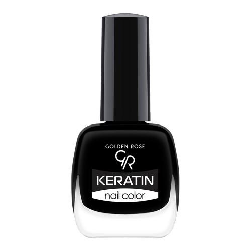 Keratin Nail Color - Keratynowy lakier do paznokci -79-Golden Rose