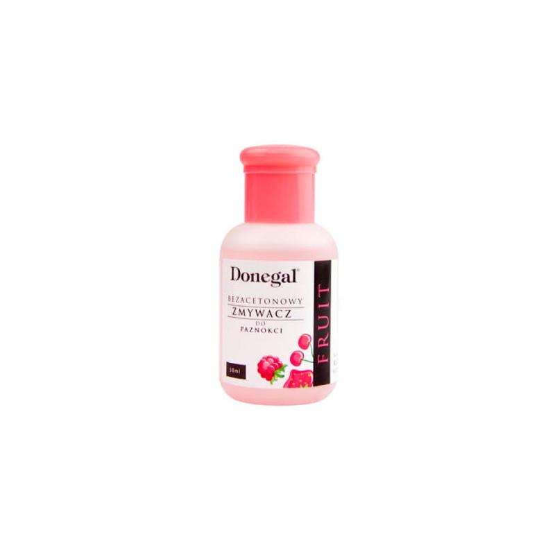 Donegal FRUIT Bezacetonowy Zmywacz do paznokci OWOCOWY 50 ml