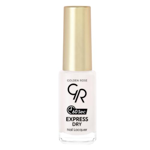 Golden Rose Express Dry Nail Lacquer 04 Szybkoschnący lakier do paznokci