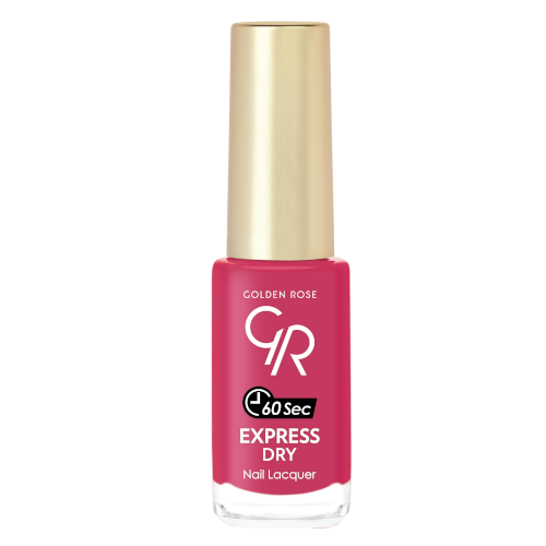 Golden Rose Express Dry Nail Lacquer 48 Szybkoschnący lakier do paznokci