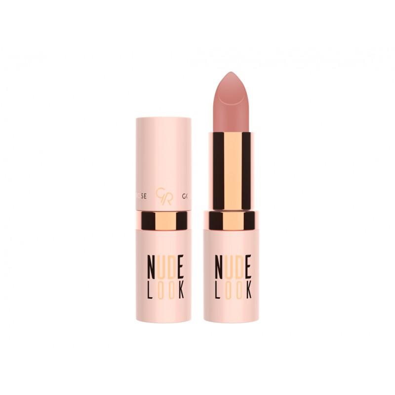 Golden Rose Perfect Matte Lipstick 01 Nude Look Matowa pomadka do ust