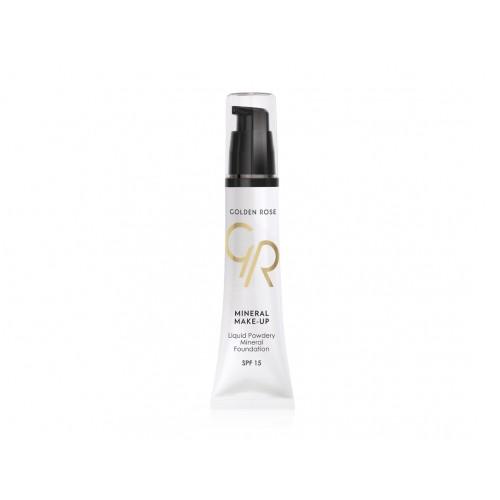 Liquid Powder Mineral Foundation - 01- Podkład mineralny - Golden Rose