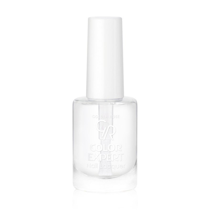 Golden Rose Color Expert Nail Lacquer CLEAR  Trwały lakier do paznokci