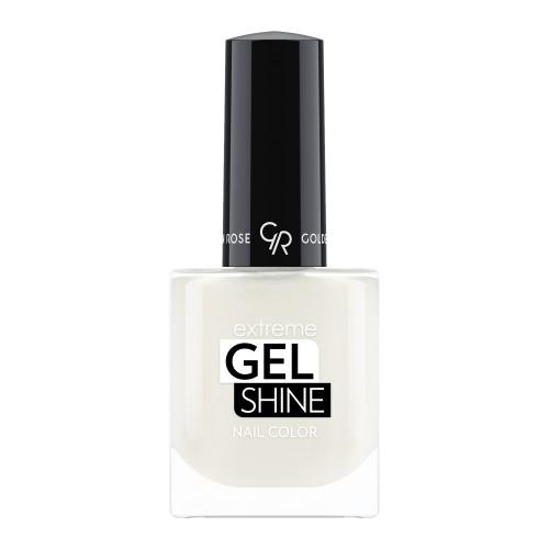 Extreme Gel Shine Nail Color - Żelowy lakier do paznokci Extreme Gel Shine -01- Golden Rose