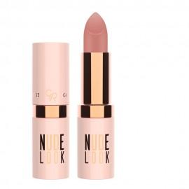 Perfect Matte Lipstick Nude Look